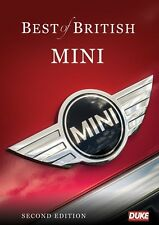 The Mini - Best of British (New DVD) BMC,Cooper BMW, British Leyland