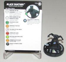 BLACK PANTHER 013A Fantastic Four Marvel Heroclix