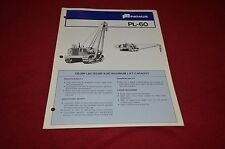 Fiat Allis Chalmers PL-60 Pipe Layer Dealer's Brochure DCPA2