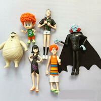 6pcs Movie Hotel Transylvania 3 Dracula Murray Action Figure Toy Kids Gifts