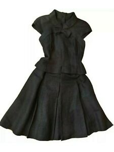 Chanel Gorgeous Skirt and Top Suit, 100% Authentic Blouse and Skirt