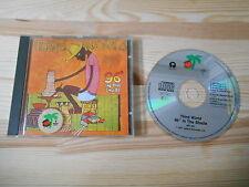 CD Reggae Third World - 96° In The Shade (8 Song) ISLAND REC
