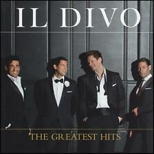 IL DIVO - THE GREATEST HITS CD ~ POP / CLASSICAL CROSSOVER ~ BEST OF *NEW*