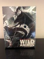 Rick Shapero - Wild Animus Box Set Alaskan Story with 3 CDs and novel New Sealed