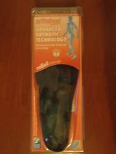 ORTHAHEEL Relief Full Length Orthotic Insole XSMALL MENS 3 1/2-5 WOMENS 4 1/2-6