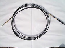 21' CONTROL CABLE EVINRUDE/JOHNSON SNAP-IN STYLE