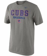 Nike Men's Chicago Cubs MLB Shirts