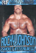 Rocky Johnson Shoot Interview Wrestling DVD,  WWF WWE