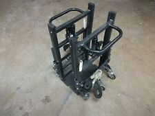 Dolly Hydraulic Furniture, Machinery, Equipment Movers Pair 8000 Lb Capacity