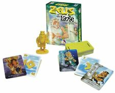 Zeus On The Loose Kids Card Game Mythology Children Gamewright Games
