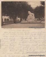 Ansichtskarte Bad Reichenhall Kriegerdenkmal 1922