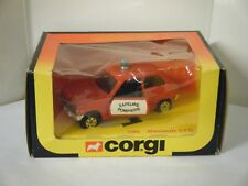"Corgi No: 295 ""Renault 5TS (SAPEURS POMPIERS)"" - Red (Original 1981/Boxed)"