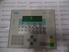 Siemns 6ES7633-2BF00-0AE3 Operator Interface