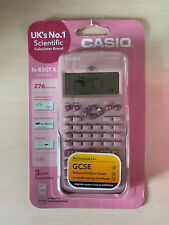 BN Casio FX-83 GTX Pink Recommended for GCSE Scientific Calculator 276 Functions