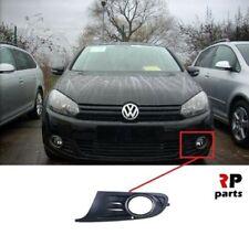 Per VW Golf Vi 2009 - 2013 Paraurti Anteriore Fendinebbia Mascherina Sinistra