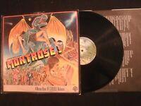 Montrose - Warner Bros presents Montrose! - 1975 Vinyl 12'' Lp./VG+/ Hard Rock