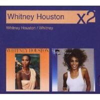 "WHITNEY HOUSTON ""WHITNEY/WHITNEY HOUSTON"" 2 CD NEU"