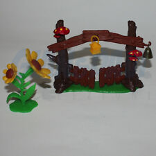 PUFFO PUFFI SMURF SMURFS 40050 Playsat 3. Gate Playset Smurf Entrata 1A