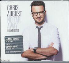 CHRIS AUGUST - No Far Away / Deluxe Edition - Christian Music CCM Pop Worship CD