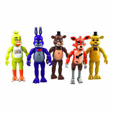 5pcs Fun Funko Five Nights at Freddy's Action Figures Doll Toy Set To NN AMAZING