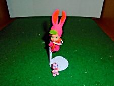 "Vintage 1968 Mattel Little Kiddle #3532 Funny Bunny Kiddle  3"" Doll"