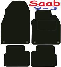 Saab 9-3 a Medida Calidad Alfombrillas De Coche 2002-2011 Saloon De Lujo