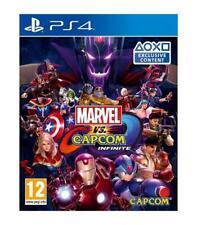 Juego Sony PS4 Marvel vs Capcom Infinite