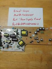 SANYO  BAALUBF01022 Power Supply Board for FW50D48F