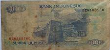 Indonesia 1000 Rupiah 1992 GZM 168160