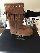 *NEW IN BOX* - Women's UGG Australia Jimmy Choo Sora Boots