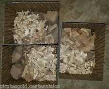 Apple Chunks & Chips for Smoking & Bbq Grilling
