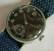 Vintage mens pre WWII Swiss Military Ralco /by Movado/small wind-up 15J.working