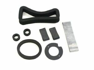 55 56 Chevy Car Standard Heater Box Rubber Seal Kit 1955 1956 Chevrolet