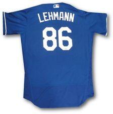Ken Lehmann 2016 AZ Arizona Spring Training Team Issued Dodgers Jersey  MLB 069