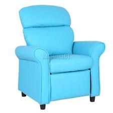 Mobiliario de color principal azul para niños