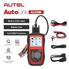 Autel AL539B OBD2 Code Reader Battery Circuit Starting Charging Systems Test US