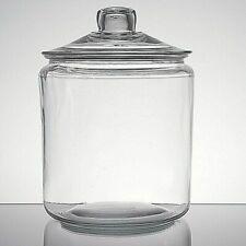 "Candy Jar // Terrarium /""Heritage Hill/"" 2-gal Jar with Lid 7.5L"