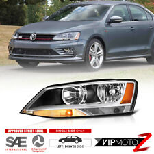11 18 Volkswagen Jetta Factory Left Driver Side Headlight Signal Lamp Embly