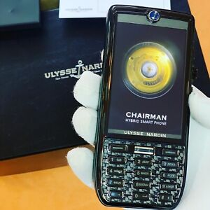 Ulysse Nardin Chairman New. Luxury phone. 0351/1846. Analogy Vertu, Mobiado.
