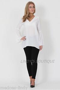 Womens  Blouse Shirts Tops Ladies Long Sleeve Casual  John Zack