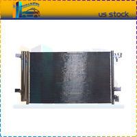 New Aluminum Condenser for 03-05  Ford Crown Victoria Lincoln Town Car AC4011