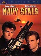 """Navy Seals"" Action Movie stars Charlie Sheen & Michael Biehn DVD (Brand New)"