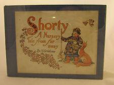N. Grishina Shorty 1924 1st Ed Illustrated Nursery Tale Russia Magic Squirrel