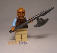 Lego Weequay Skiff Guard Minifigure from set 75020 Star Wars NEW sw487