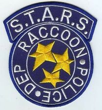FANCY DRESS HALLOWEEN COSTUME PATCH: Resident Evil STARS Raccoon City Police b