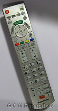 New Genuine Panasonic N2QAYB000865 Remote For TC-L60DT60, TC-L55DT60 - US Seller