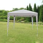 2.5x2.5m Garden Pop Up Gazebo Waterproof Outdoor Party Canopy Tent  Carry Bag