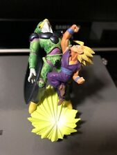 dragonball megahouse capsule neo perfect cell vs gohan ss2