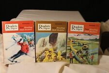 Vintage Books (Lot of 3) Readers Digest New Reading Skill Builder