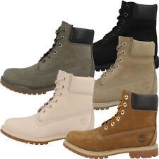 Timberland 6 Inch Premium Women Schuhe Damen Boots Winter Stiefeletten Stiefel
